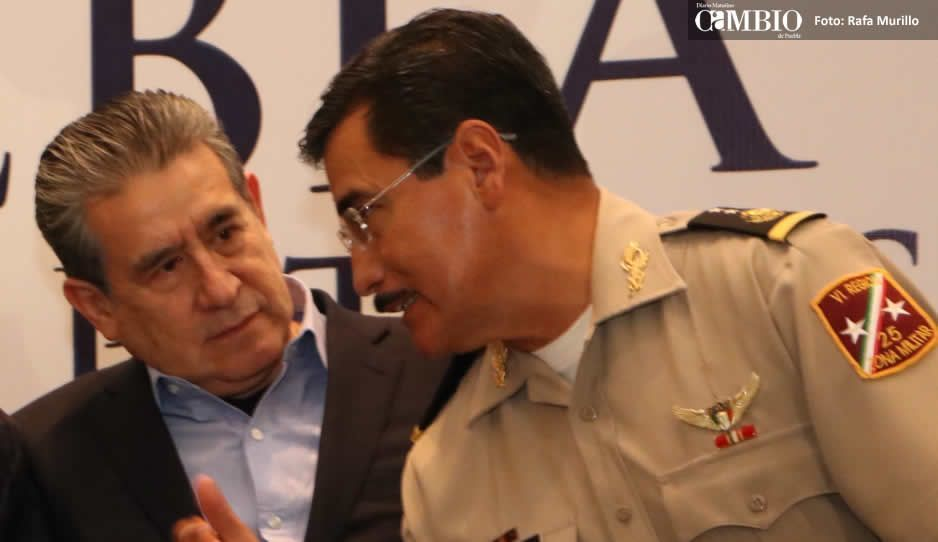 Al menos 50 solicitudes de ayuda para municipios recibió la XXV Zona Militar