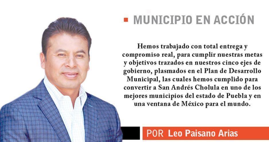 SAN ANDRÉS CHOLULA, UN PUEBLO MÁGICO, VALIOSO POR SUS COSTUMBRES Y TRADICIONES
