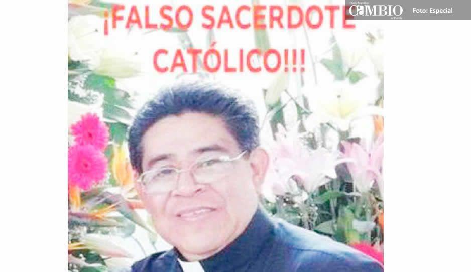 Arzobispo pide a fieles no dejarse engañar por falso sacerdote en México