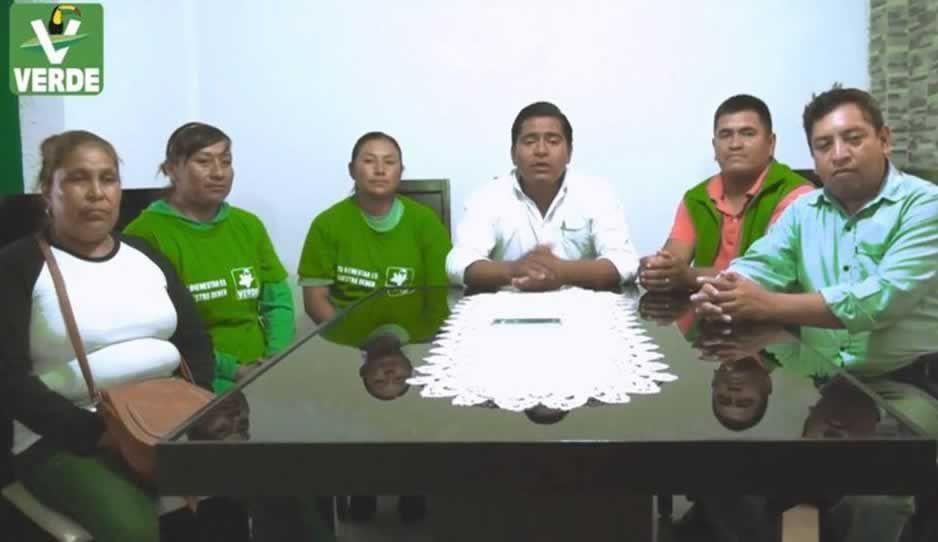 Marco Juárez suma a militantes de Morena y el PAN a su candidatura