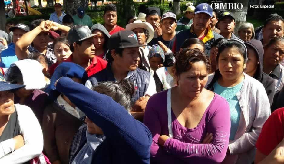 En Tianguismanalco elegirán presidente municipal sin INE y sin IEE