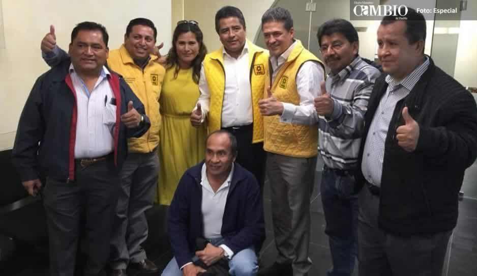 Ex priista abandona Morena y ahora busca alcaldía de San Andrés por el PRD