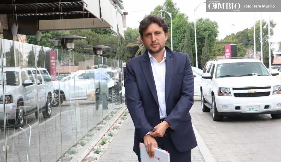 Renuncia masiva de funcionarios cholultecas; JJ pedirá licencia para buscar diputación