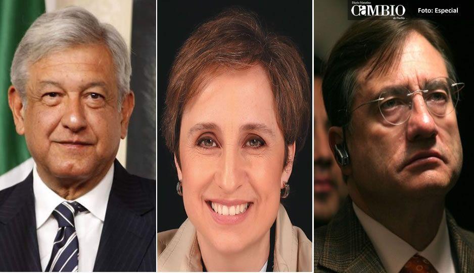 AMLO procurará el regreso de Aristegui y Gutiérrez Vivó a la radio