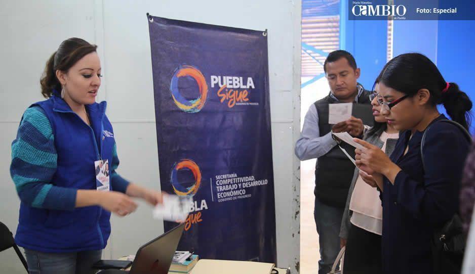 Atlixco realiza su cuarta Feria del Empleo 2018