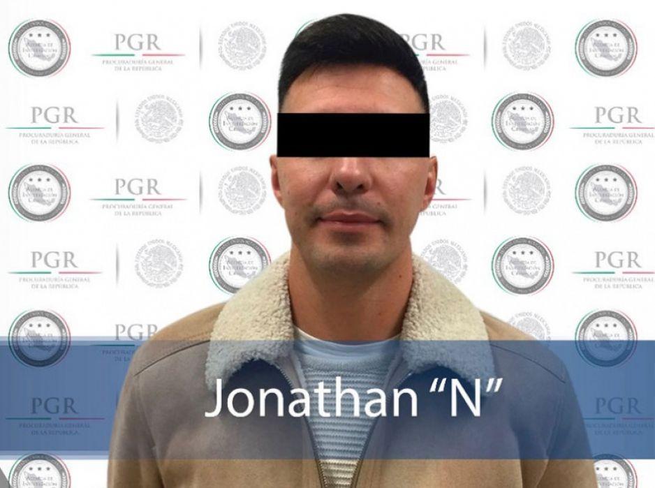 PGR extradita a Jonathan Fabbro, ex jugador de Lobos BUAP