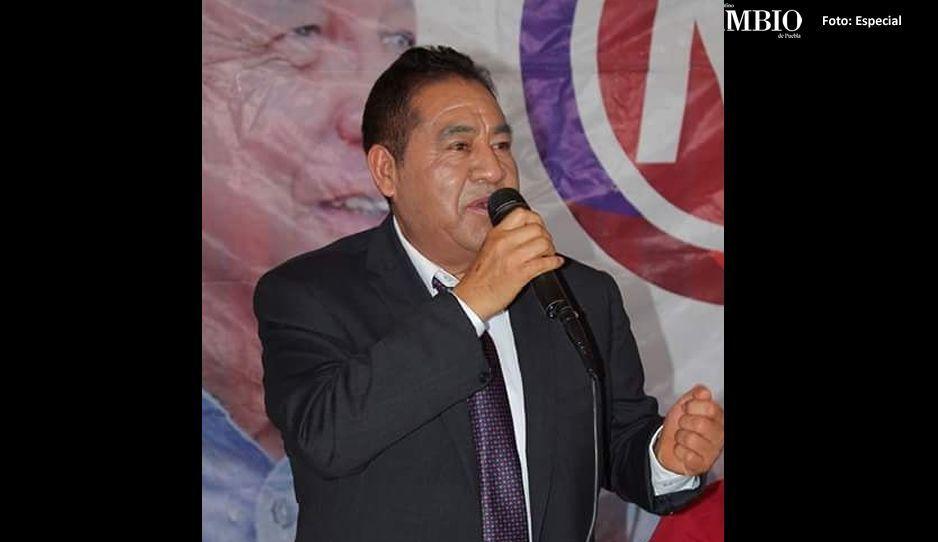 Alcalde misógino, Mario de la Rosa, inicia  con pie izquierdo su gestión en Amozoc