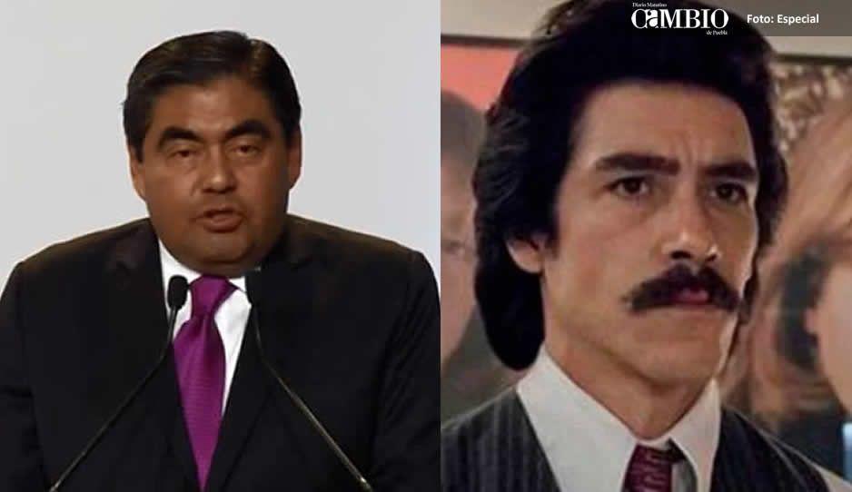 Luis Miguel Barbosa, usted me suena más a un Luisito Rey: Martha Erika #DebatePuebla (VIDEO)