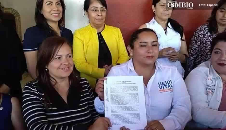 Tecamachalco cuna de la misoginia, y en Cholula incrementan los casos: Red Plural de Mujeres