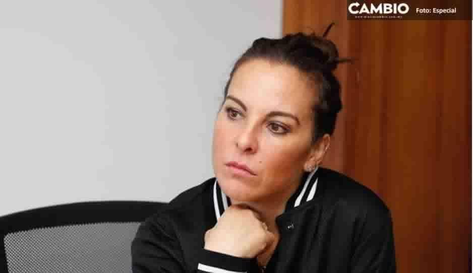 Lo que me pasó fue por loca, testaruda, mensa y por no medir las consecuencias: Kate del Castillo
