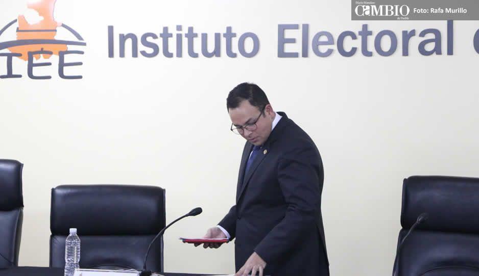 Adelanta Jacinto que IEE echará abajo impugnación de Cárdenas