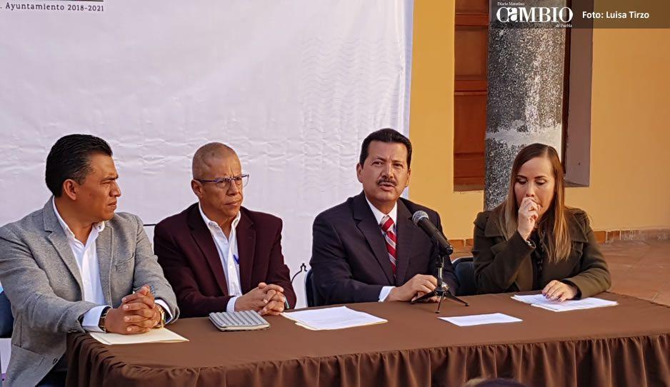 Alberto Arriaga contradice a JJ: rechaza negocio entre San Pedro y Agua de Puebla