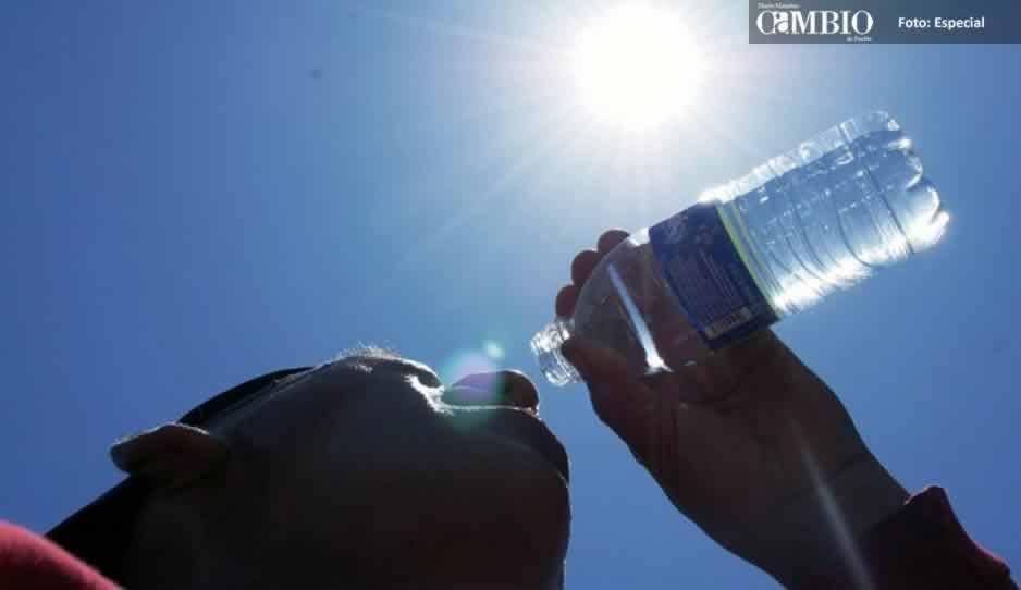 Preocupa a atlixquenses las altas temperaturas por temporada de canícula