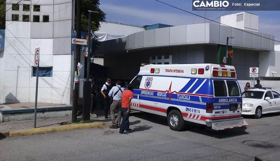 Al menos seis impactos recibió un huachicolero tras enfrentamiento con policías en Tlaxcala