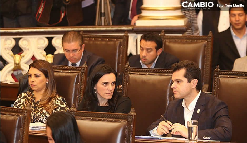 Diputados aprueban alargar periodos de JJ y Biestro en el Congreso; PRI y PAN acusa de agandalle
