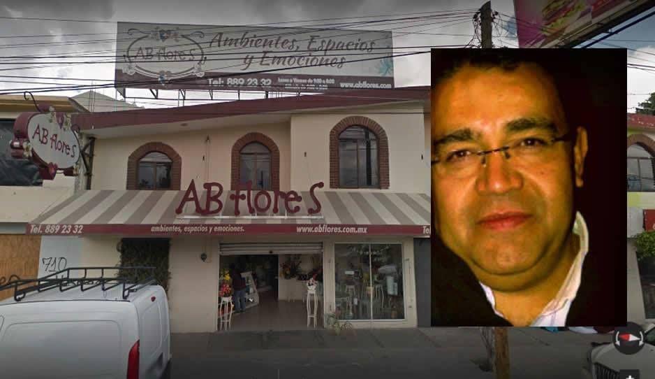 Atracan Florería AB Flores de la esposa de López Díaz en la Santa Cruz Buenavista