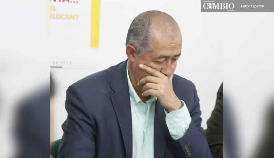 Rafael Núñez tiene miedo de regresar a la presidencia de Texmelucan