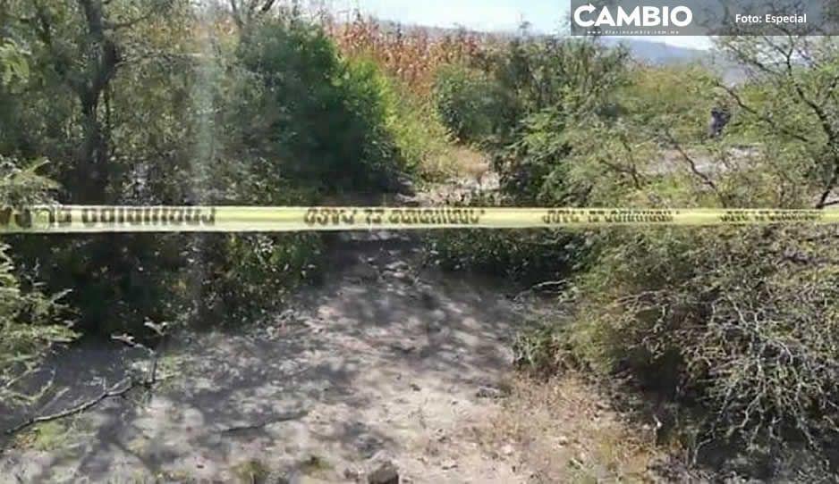 Feminicidio 92: Hallan cuerpo putrefacto de mujer en Altepexi