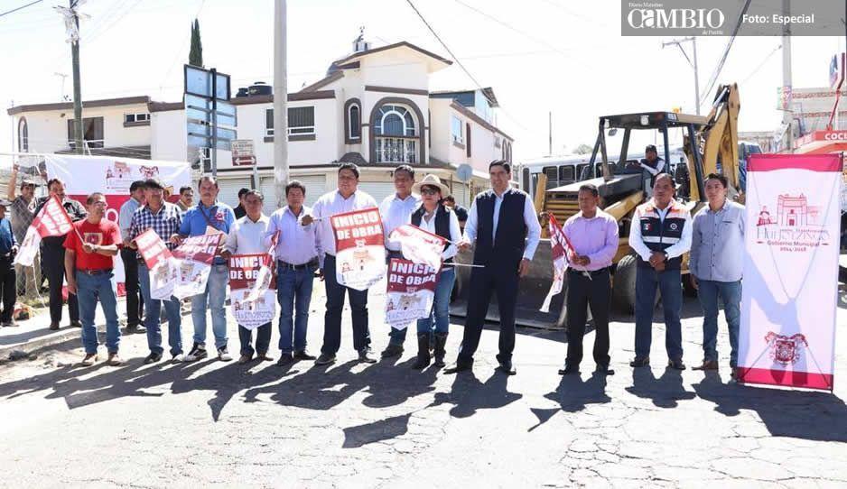 Alcalde de Huejotzingo presenta su 4º informe: liquida 7 millones de deuda