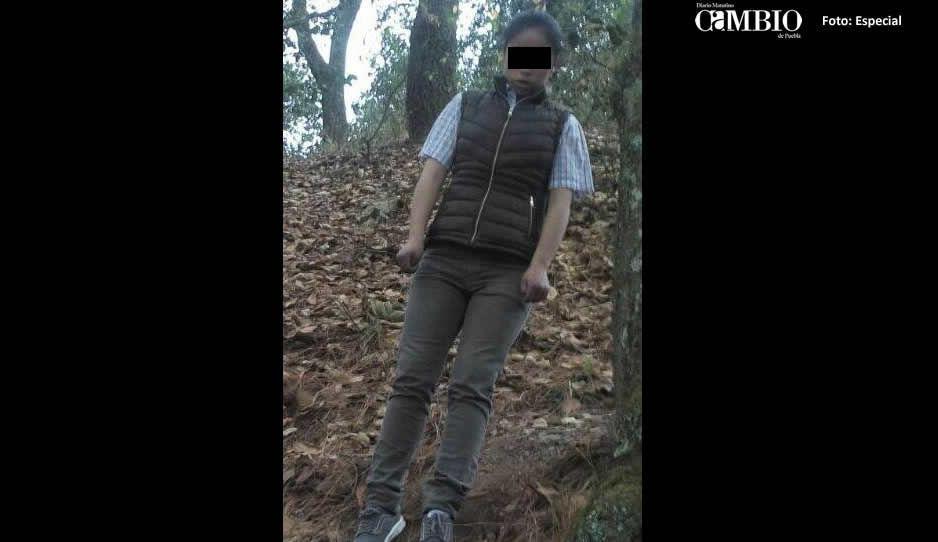 Chica se suicida colgándose de un árbol en Atzitzintla