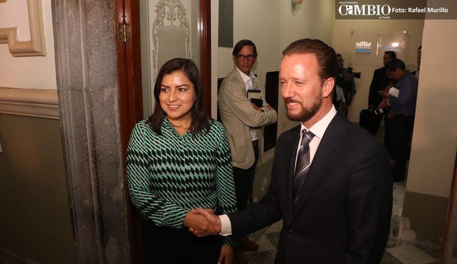 Banck aprobará Ley de Ingresos 2019 y Claudia verá la de Egresos