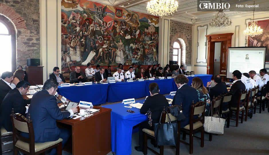Mesa de Seguridad y Justicia refuerza esquema de seguridad: Manuel Alonso