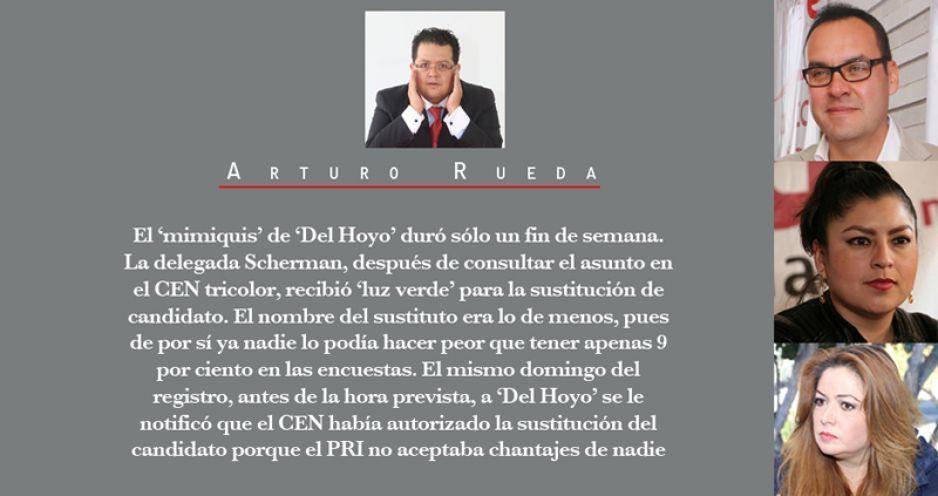 La campaña de Memo Deloya para convertirse en Memo del Hoyo