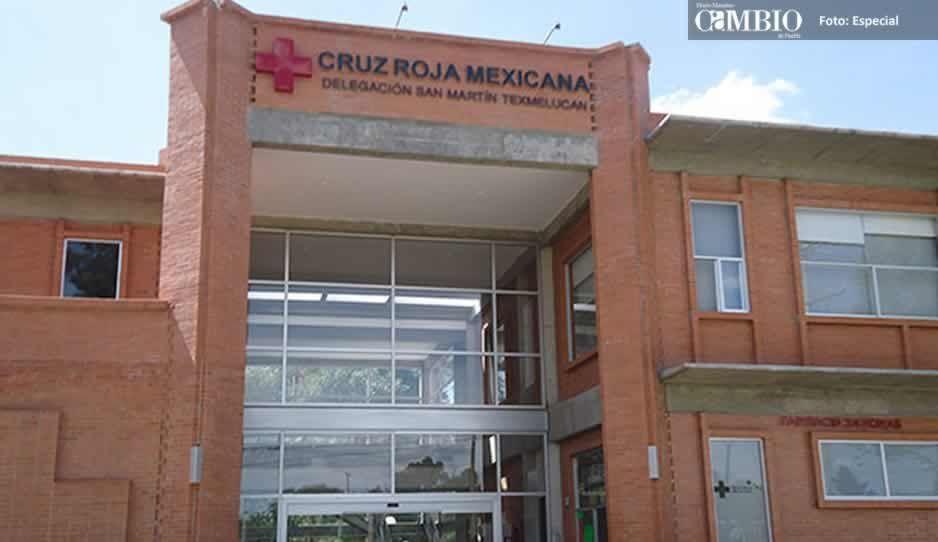 En abonos chiquitos, ayuntamiento de Texmelucan donará 150 mil pesos a la Cruz Roja