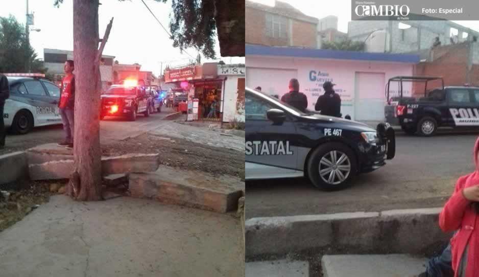 Hasta el Ejército intervino durante riña entre vecinos de Lomas de San Miguel y La Joya