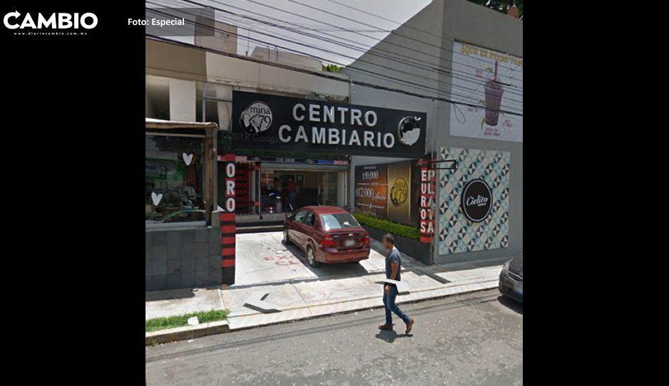 Centro de cambio Mina 79 defrauda  a más de 50 clientes por 300 mil pesos