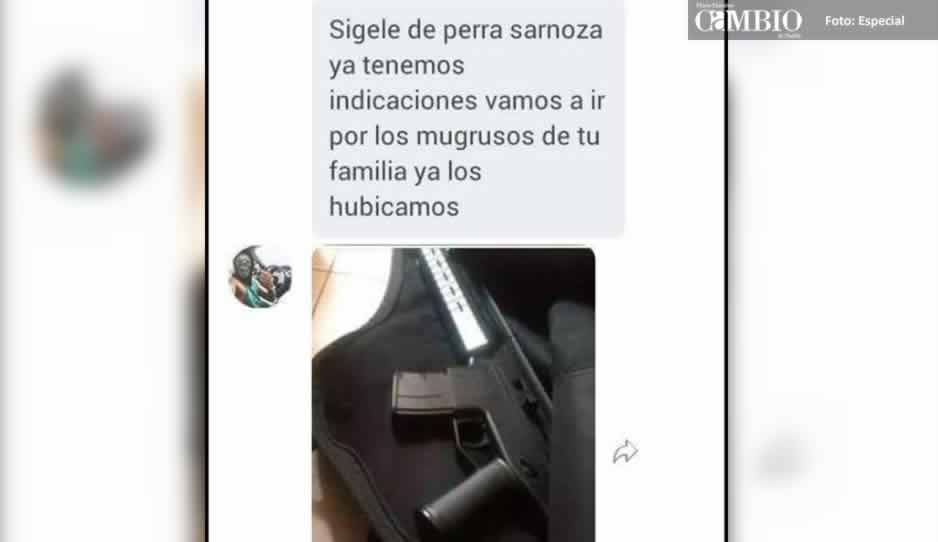Pistoleros de candidato de Morena en Amozoc amenazan con levantar a inconformes