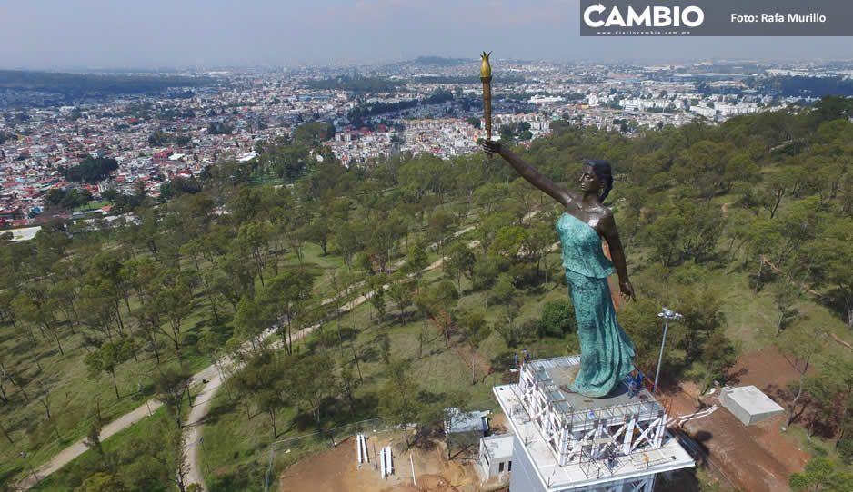Gali cerrará con broche de oro al  inaugurar La Victoria en Amalucan