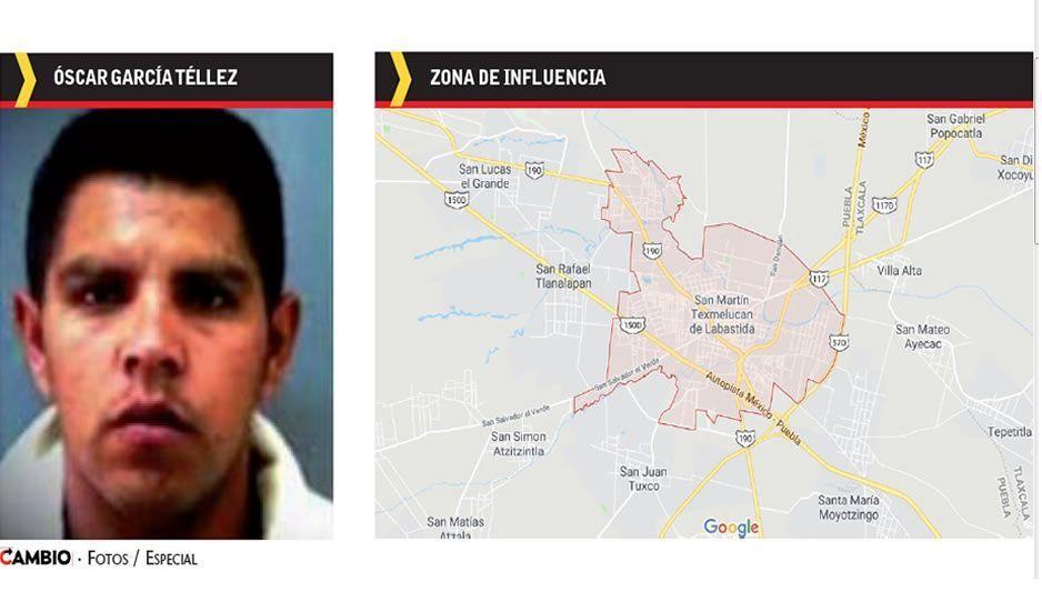 El líder huachicolero El Loco Téllez  escapa de operativo en Texmelucan