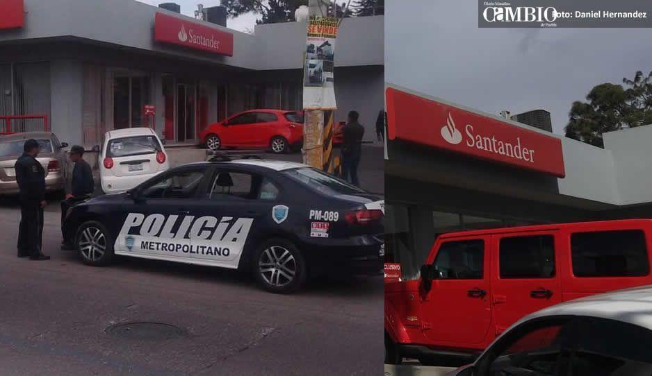 A dónde vamos a parar: asaltan con ametralladora a trabajador de la familia Karam y le quitan 550 mil pesos