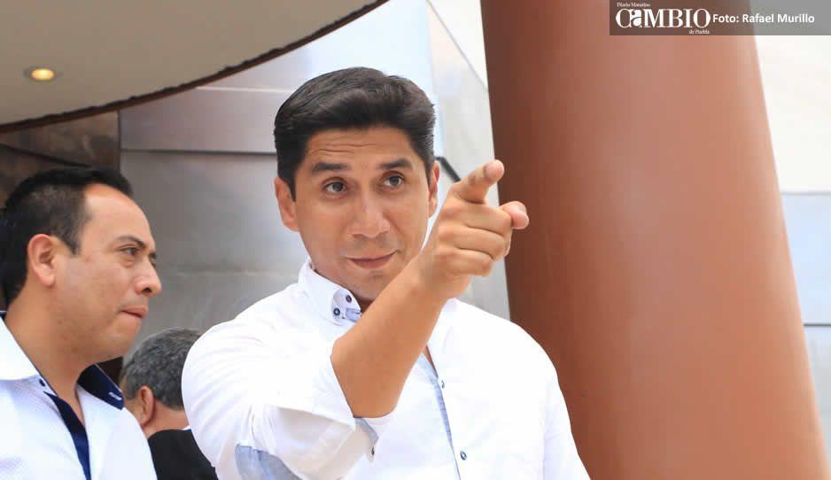 Chumacero agradece a Morena por llevarse a Ramos del PRI: es una basura, una escoria