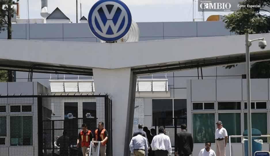 Volkswagen justifica el uso de cañones antigranizo