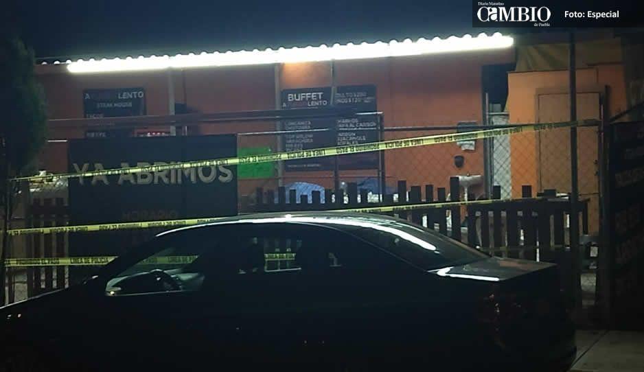Cuñado y sobrino del edil de San Andrés Cholula son ejecutados mientras cenan