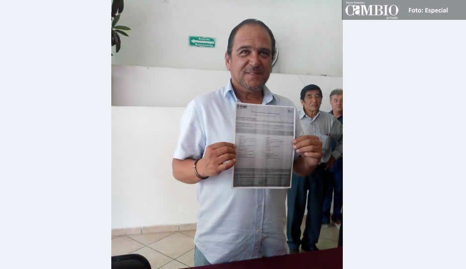 Villarroel plantea alianza con el PAN  para derrotar a Antorcha en Atlixco