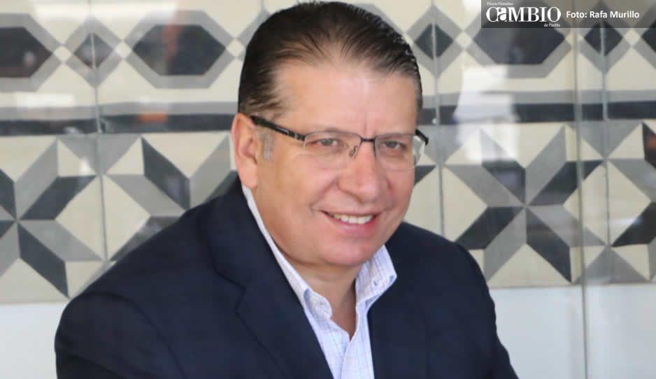 Meza asegura que apoyará a Enrique Doger en su campaña