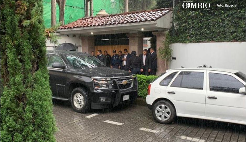 Balacera en la casa del ex cardenal Norberto Rivera y muere uno de sus escoltas