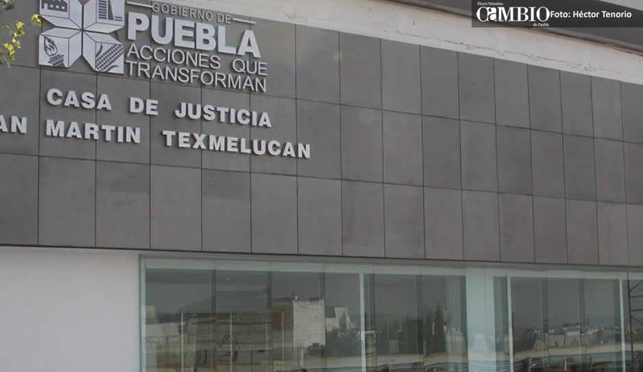 Casa de Justicia de Texmelucan es insuficiente para la población
