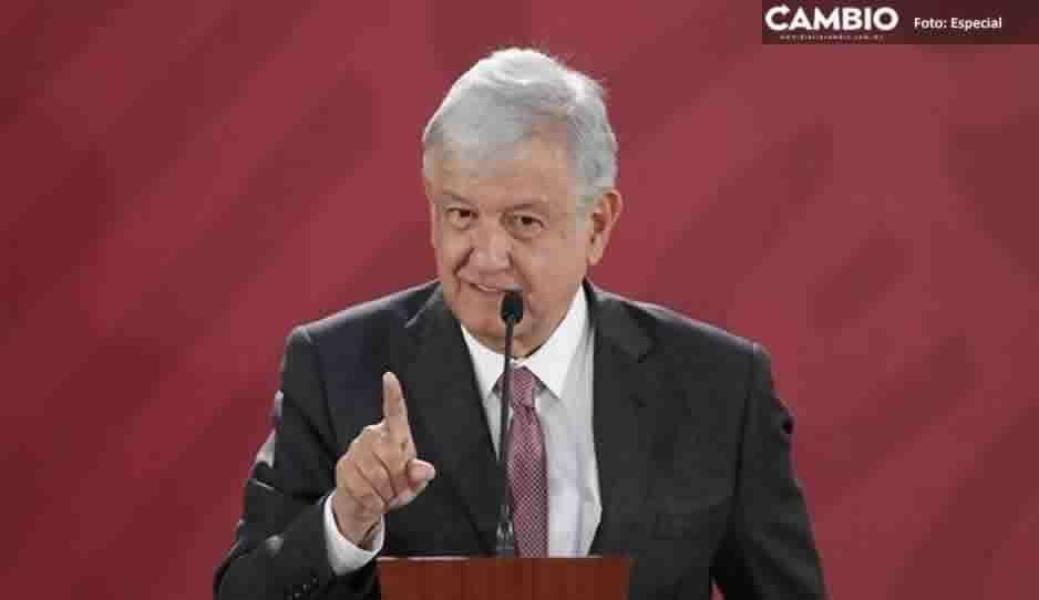 AMLO reitera que habrá austeridad en su gobierno; critica altos sueldos y pocos resultados en el INAI