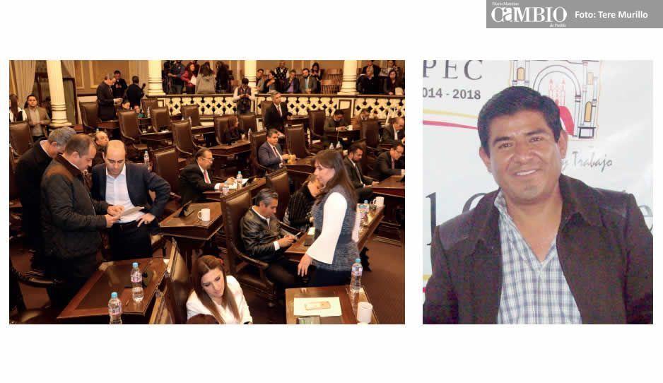 Edil interino de Tlacotepec informará al Congreso sobre el nuevo Cabildo