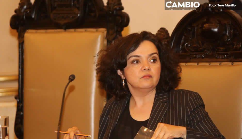 Ayuntamiento no retiene aguinaldo a ex empleados de Banck: Liza Aceves