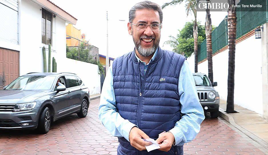 Contrata Rodolfo Huerta a asesinos como policías: Vicente Palacios