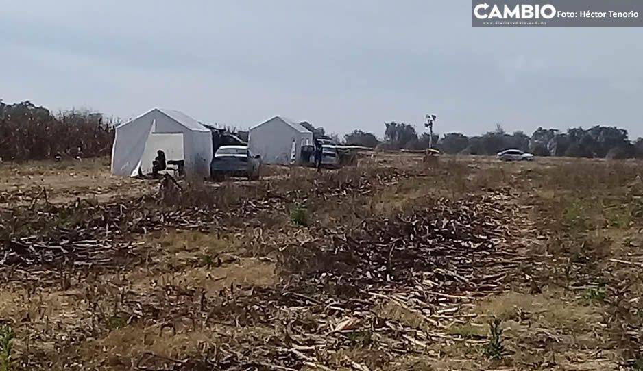 Peritos canadienses llegarán mañana a la zona del helicopterazo en Coronango (VIDEO)