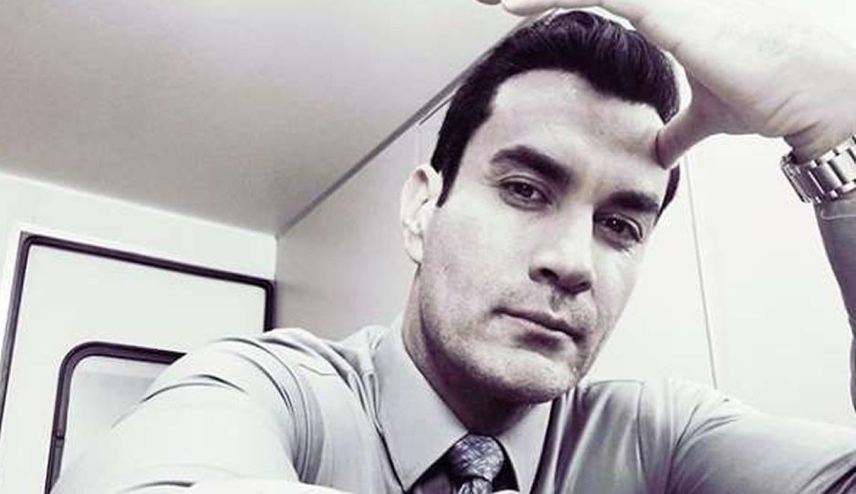David Zepeda detiene y golpea a su asaltante #VIDEO