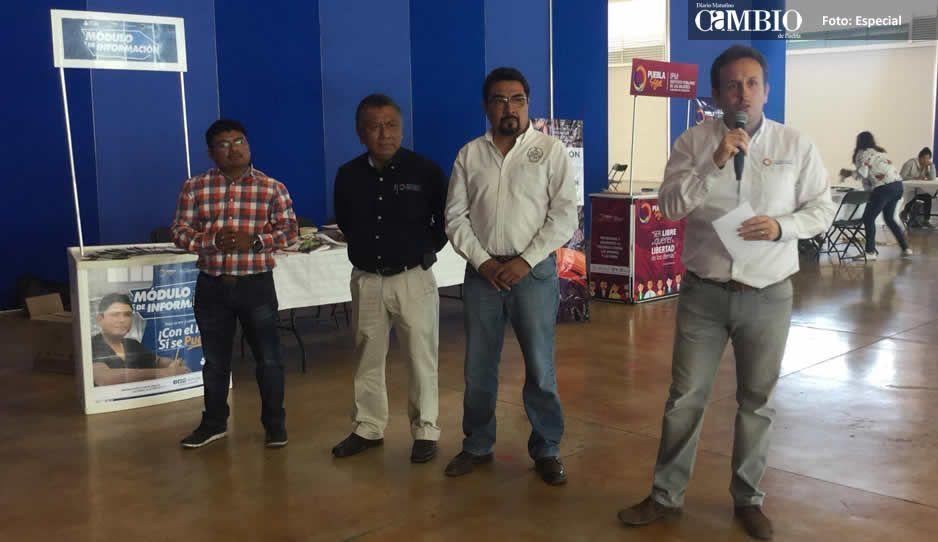 Ayuntamiento de Atlixco impulsa la jornada de atención al migrante
