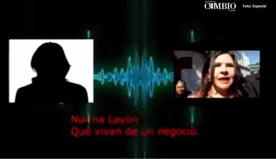 #LadyHambreados Candidata de Morena en Texmelucan llama gente hambreada a los medios (AUDIO)