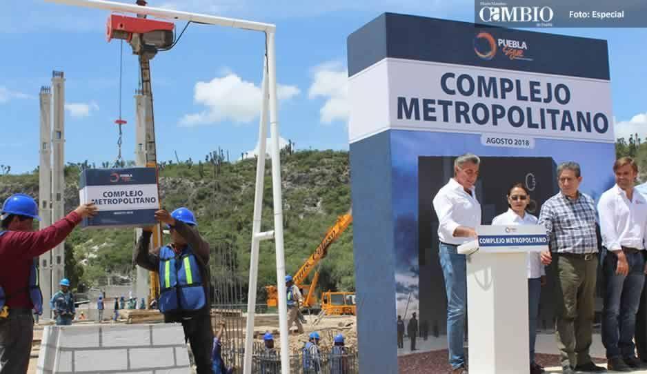 C5 en Tehuacán será construido con inversión estatal, el municipio solo otorgó los permisos